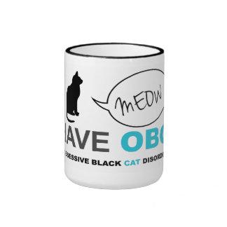 Black Cat Lover Mug
