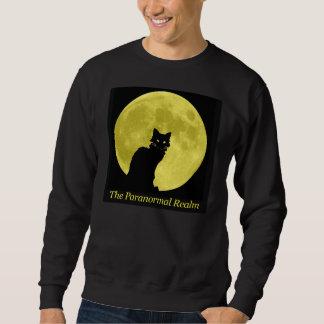 Black Cat & Pentagram Basic Sweatshirt | Unisex