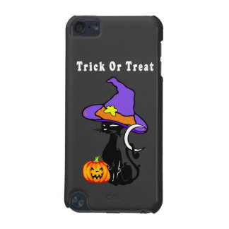 Black Cat s Trick or Treat iPod Touch 5G Cases