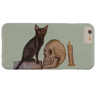 Black Cat Spells- Barely There iPhone 6 Plus Case