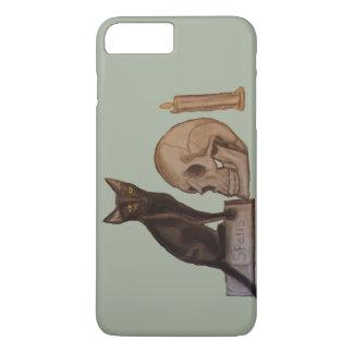 Black Cat Spells- iPhone 7 Plus Case