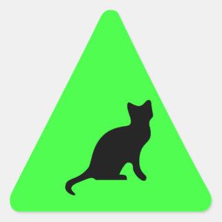 Black Cat - Spooky Scary Sticker