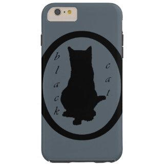 black cat tough iPhone 6 plus case