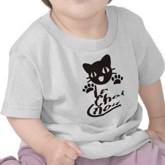 Black_Cat T-shirts
