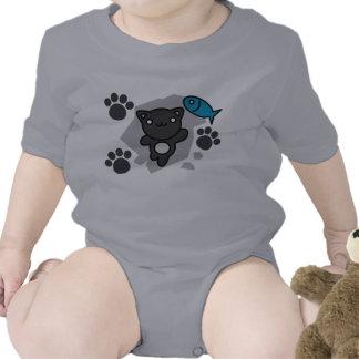 Black_Cat Tshirts
