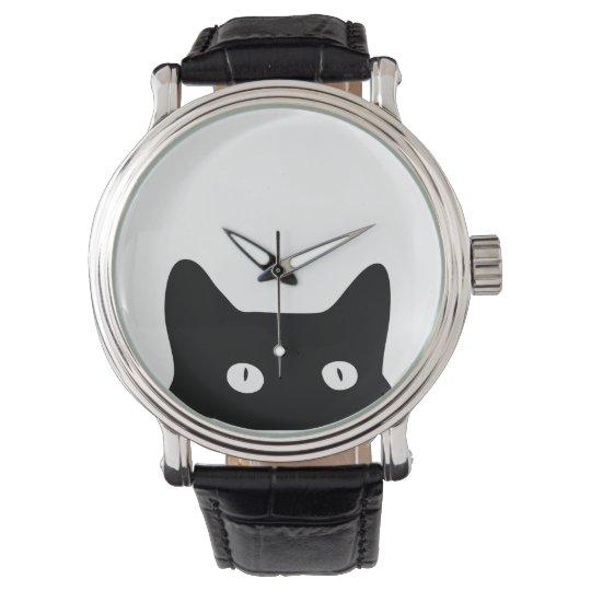 Black Cat Watch