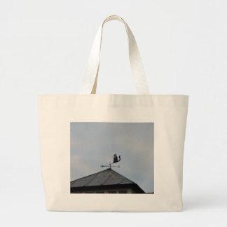Black Cat  Weather Vane Bags