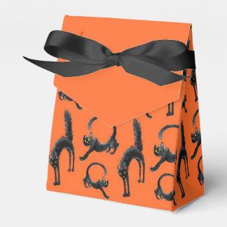 Black Cats Favour Box