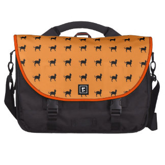 Black Cats Commuter Bag