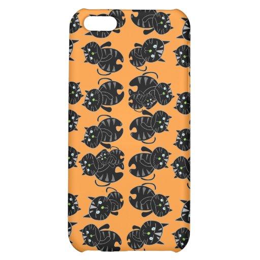 Black Cats Speck iPhone 4 Case