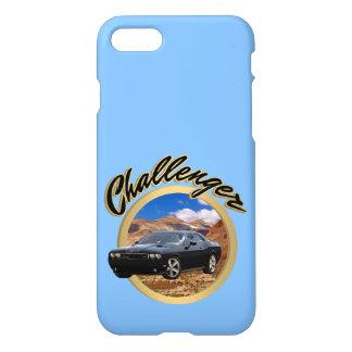 Black Challenger iPhone 7 Case