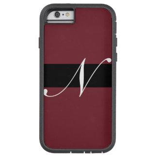 Black Cherry Customizable Tough Xtreme iPhone 6 Case