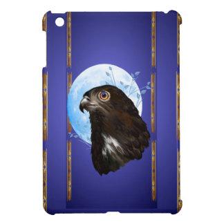 Black-chested snake eagle iPad mini covers