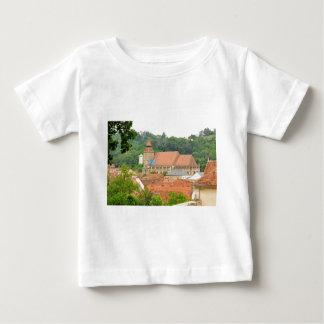 Black church in Brasov, Romania Baby T-Shirt
