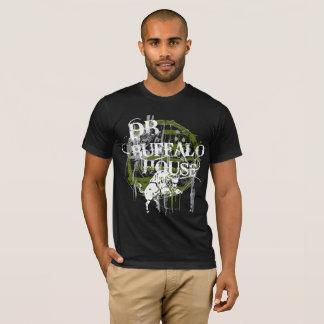 black circle buffalo shirt