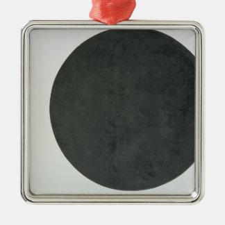 Black Circle, c.1923 Christmas Ornament
