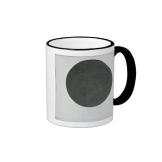 Black Circle, c.1923 Ringer Coffee Mug