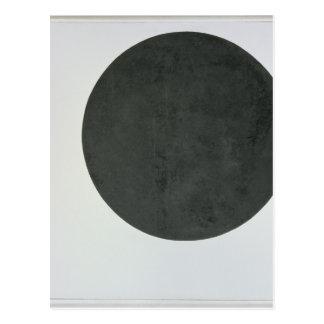 Black Circle, c.1923 Postcard