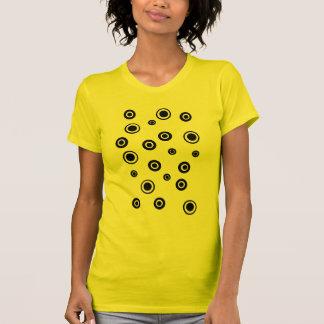 Black Circles t shirts