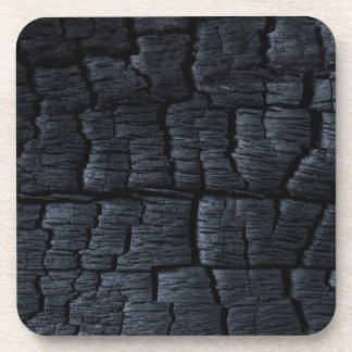 Black coal coaster