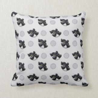 Black Cocker Spaniel Play Cushion