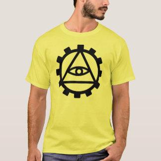 Black Cog T-Shirt