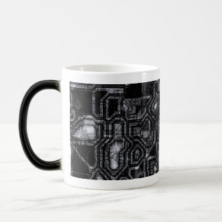 Black Coming Out Magic Mug