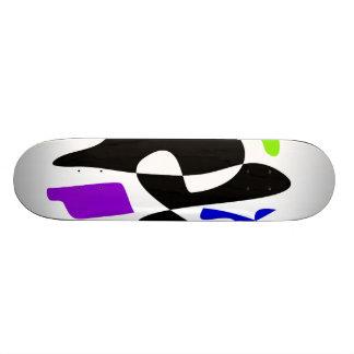 Black Crane Skate Board