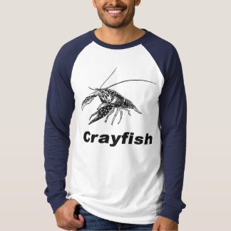 black crawfish T-Shirt
