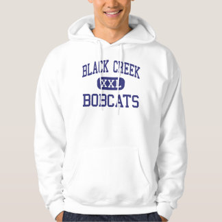Black Creek Bobcats Elementary Black Creek Hooded Sweatshirt