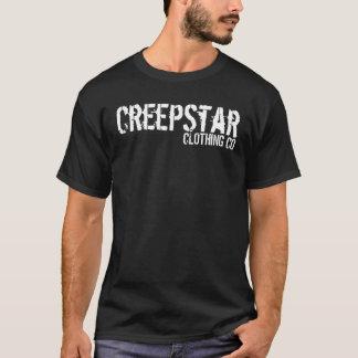 Black CreepStar Logo T-Shirt
