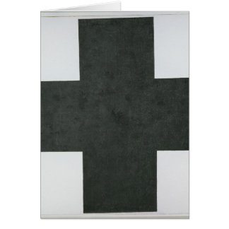 Black Cross, c.1923 Card