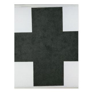 Black Cross, c.1923 Postcard