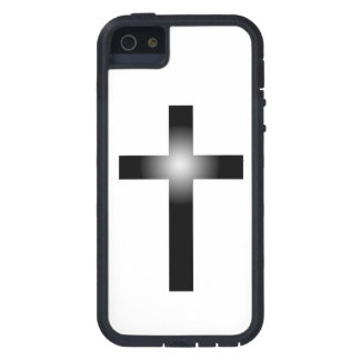 Black Cross Iphone 5 case