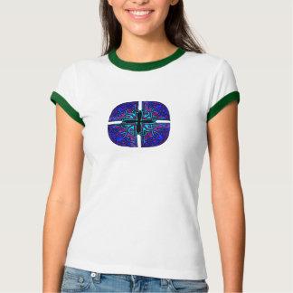Black Cross Tee Shirts