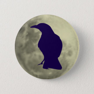 Black Crow Button
