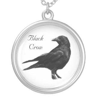 Black Crow necklace