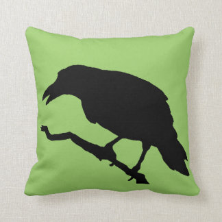 Black Crow PIllow