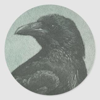 Black Crow stickers