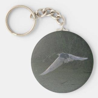Black-crowned Night-heron 2 Keychains
