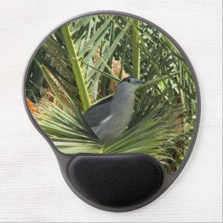 Black-Crowned Night Heron Gel Mouse Pad