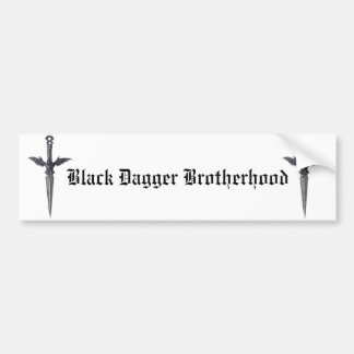 Black Dagger Brotherhood Bumper Sticker