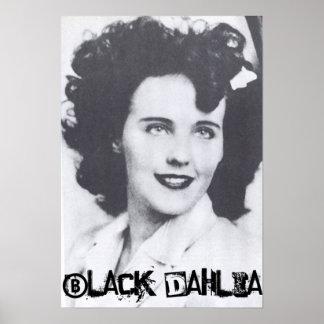 Black Dahlia Poster