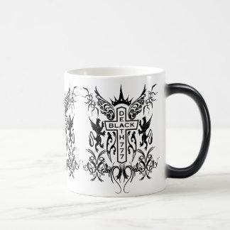 Black Death 777 - Cross Morphing Mug