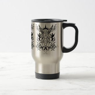 Black Death 777 - Cross Coffee Mug