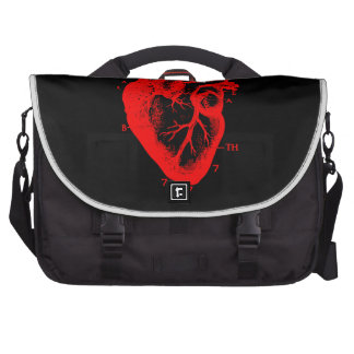 Black Death 777 - St Valentine Brandy Laptop Bag