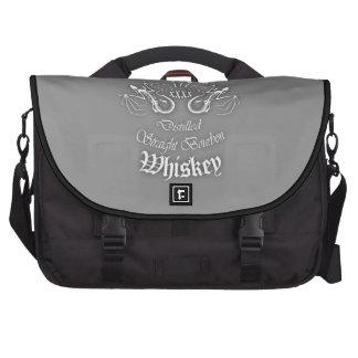 Black Death 777 - Straight Bourbon Laptop Shoulder Bag