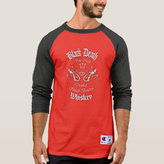 Black Death 777 - Straight Bourbon T-shirts