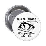 Black Death Buttons