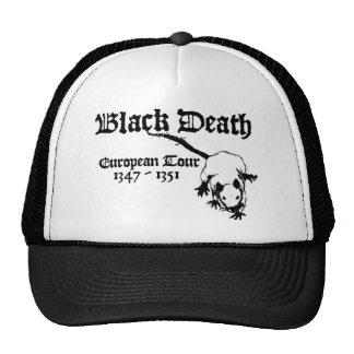 Black Death European Tour Cap